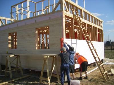 Почему каркасный дом может быть дороже брусового