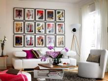 Чем украсить стены квартиры?