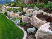 Сооружаем каменный сад